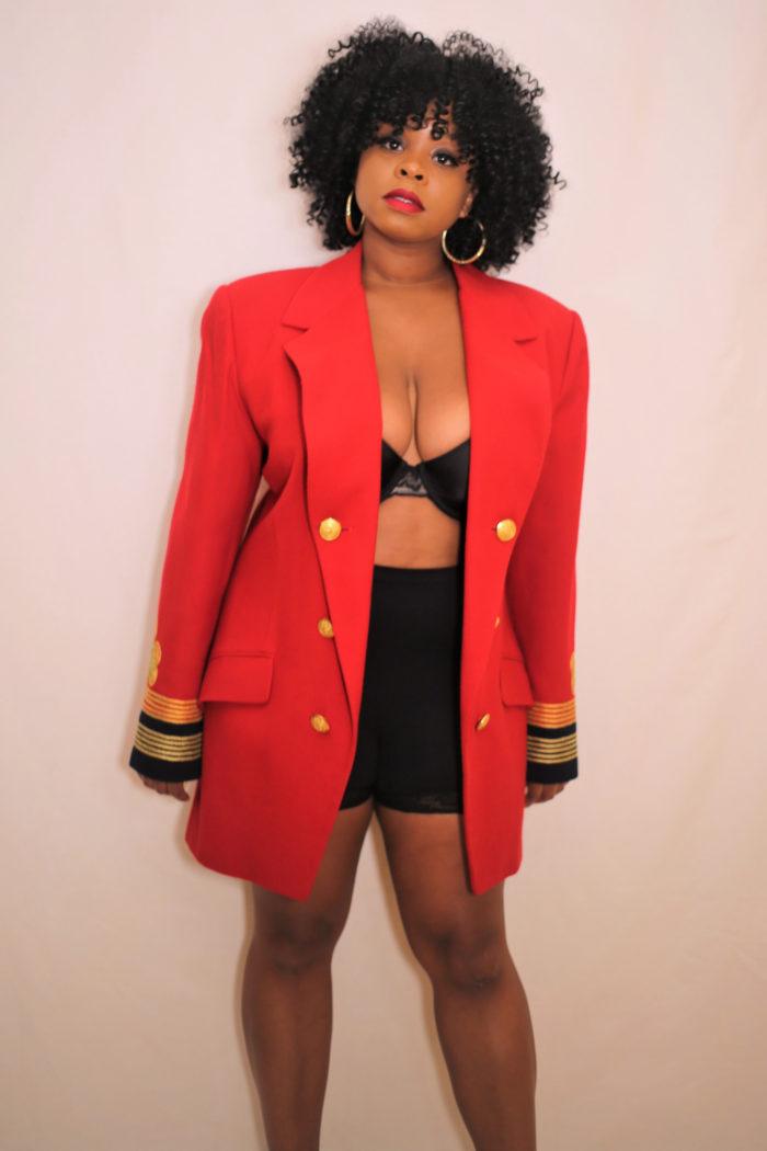 Red-military-blazer-pic-1